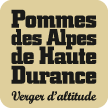 Pommes des Alpes de Haute Durance
